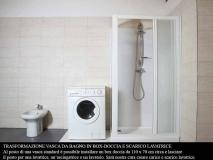 doccia-con-lavatrice