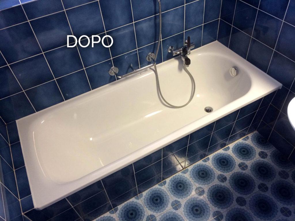 Vasca Da Bagno Vetroresina Da Incasso : Sostituzione vasca da bagno u sovabad